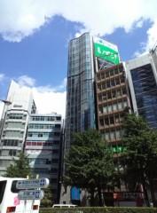 高橋龍之介 公式ブログ/パークタワー行きの無料シャトルバスの待つところに着いた 画像3