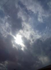 高橋龍之介 公式ブログ/今空を撮ったよ 画像1
