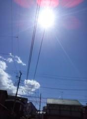 高橋龍之介 公式ブログ/空を撮ったよ 画像2