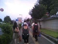 青山麻紀子 公式ブログ/撮影にむけて。 画像1