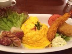 比留間佳愛(La☆DoLL) 公式ブログ/お昼ごはん。 画像1