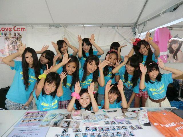 東京アイドルフェスティバル  2日目AM