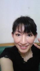 信岡由紀子 公式ブログ/うれしくてピース(^^ ゞ 画像1