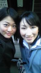 信岡由紀子 公式ブログ/撮影ちゅうだよ〜ん( ^^)Y ☆Y(^^ ) 画像1
