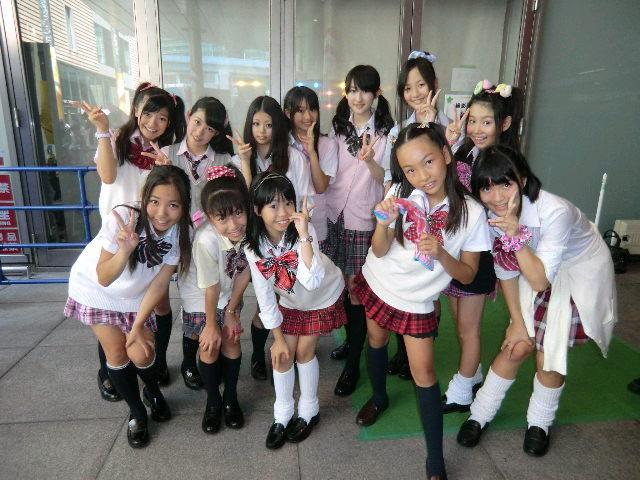 汐留2011☆汐留AXアイドルカーニバル!