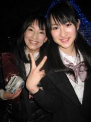信岡由紀子 プライベート画像/東京俳優市場2011冬 母 ゆきたんと 何処みてるのぉ〜?(^_^;)