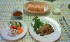 マナ 公式ブログ/料理講習会 画像2
