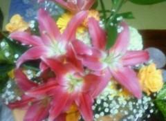 マナ 公式ブログ/開花!! 画像1