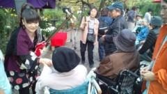 マナ 公式ブログ/古典菊前で・・・ 画像3
