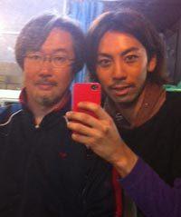 スタジオライフ 公式ブログ/藤原さんと。 画像1