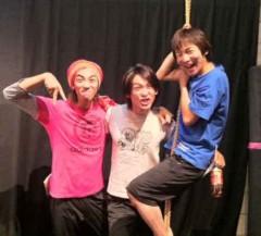 スタジオライフ 公式ブログ/アニハセヨ(^^)原田洋二郎ミダ。 画像1