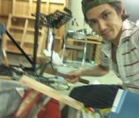 スタジオライフ 公式ブログ/僕の手製・転換表 画像1