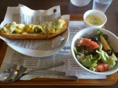 伊藤麻香 公式ブログ/lunch☆ 画像1
