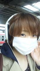 はづき ゆうな 公式ブログ/久しぶりの電車 画像1