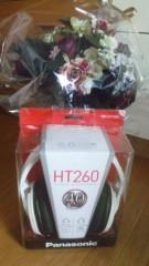 はづき ゆうな 公式ブログ/みよちゃん(母)が初舞台のお祝いにヘッドホンプレゼントしてくれ 画像1