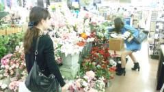はづき ゆうな 公式ブログ/お花をみんなで選んでるんだぁ 画像1