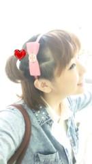 はづき ゆうな 公式ブログ/ピンクなカチューシャ 画像1