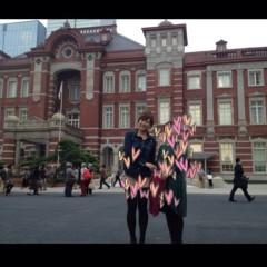 はづき ゆうな プライベート画像 新 東京駅