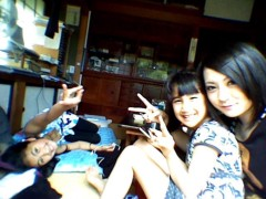 小林万桜 公式ブログ/ただいま 画像3