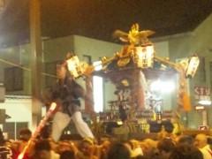 小林万桜 公式ブログ/お祭り 画像2