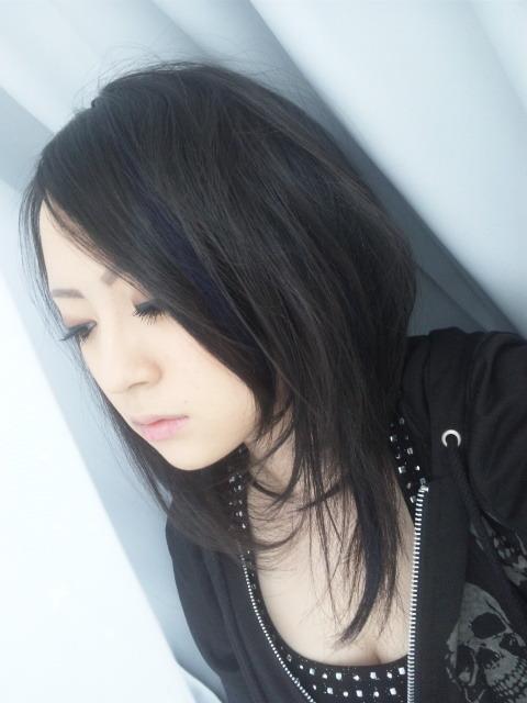 髪のアクセサリーが素敵な小林万桜さん