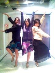 小林万桜 公式ブログ/撮影中なう 画像3