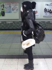 小林万桜 公式ブログ/怪しいひと 画像1