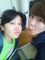 絵理子 公式ブログ/さよなら、稽古場! 画像2