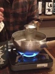 大島葉子 公式ブログ/日本酒の夜 画像2