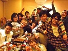 阿部亮平 公式ブログ/新年会 画像1