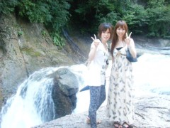 梅田絵理子 公式ブログ/吹割の滝 画像2