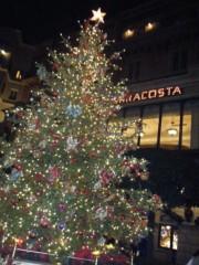 梅田絵理子 公式ブログ/大きなツリーの木の下で 画像3