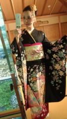 梅田絵理子 公式ブログ/振り袖着ました 画像3