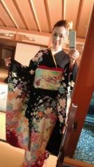梅田絵理子 公式ブログ/振り袖着ました 画像2
