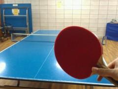 梅田絵理子 公式ブログ/好きです、卓球。 画像1