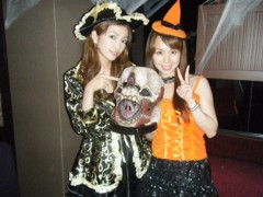 梅田絵理子 公式ブログ/ハロウィーン 画像3