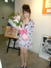 梅田絵理子 公式ブログ/2度目の舞台挨拶 画像2