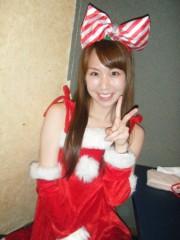 梅田絵理子 公式ブログ/サンタさんになりました 画像1