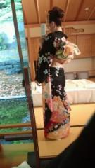 梅田絵理子 公式ブログ/振り袖着ました 画像1