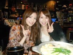 梅田絵理子 公式ブログ/ちゃんこ鍋で送別会 画像2