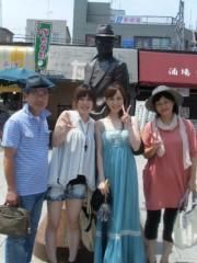 梅田絵理子 公式ブログ/家族みんなで東京観光・寅さんに会いに(1) 画像1