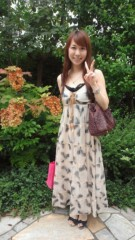 梅田絵理子 公式ブログ/お母さんと 画像3