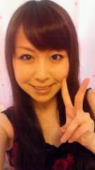 梅田絵理子 公式ブログ/無言で恵方巻きを食す 画像2