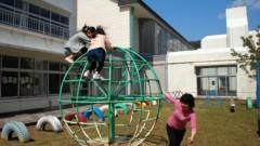 梅田絵理子 公式ブログ/タイヤ跳びジャンケン 画像2