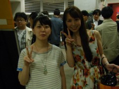 梅田絵理子 公式ブログ/トークイベント 画像2