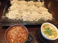 梅田絵理子 公式ブログ/三國そば 画像1