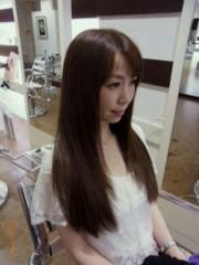 梅田絵理子 公式ブログ/髪トゥルントゥルン 画像1