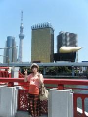 梅田絵理子 公式ブログ/浅草へ 画像1
