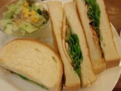 梅田絵理子 公式ブログ/今日の朝ごパン 画像2