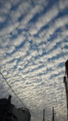 梅田絵理子 公式ブログ/とある秋の日の雲 画像3